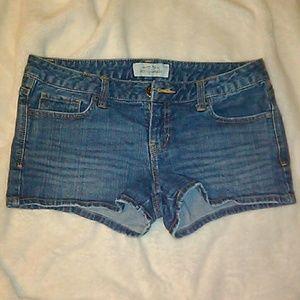 💥 EUC Aeropostale Jean Shorts size 7/8 💥